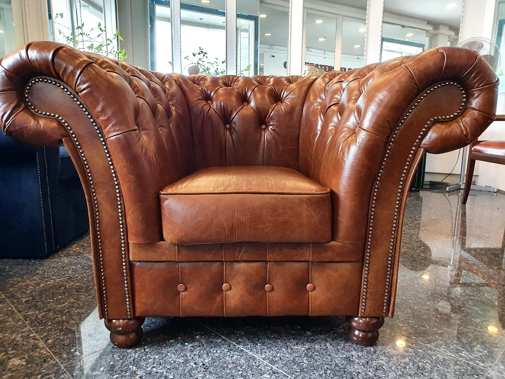 -10% Chesterfield Windchester 321 Vintage Milk Choco