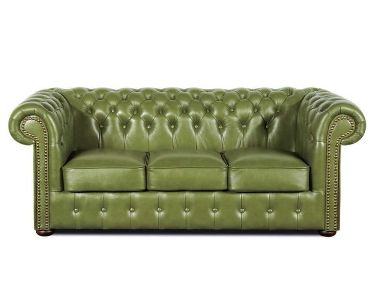 Chesterfield sofa - Englische Sofas aus Leder