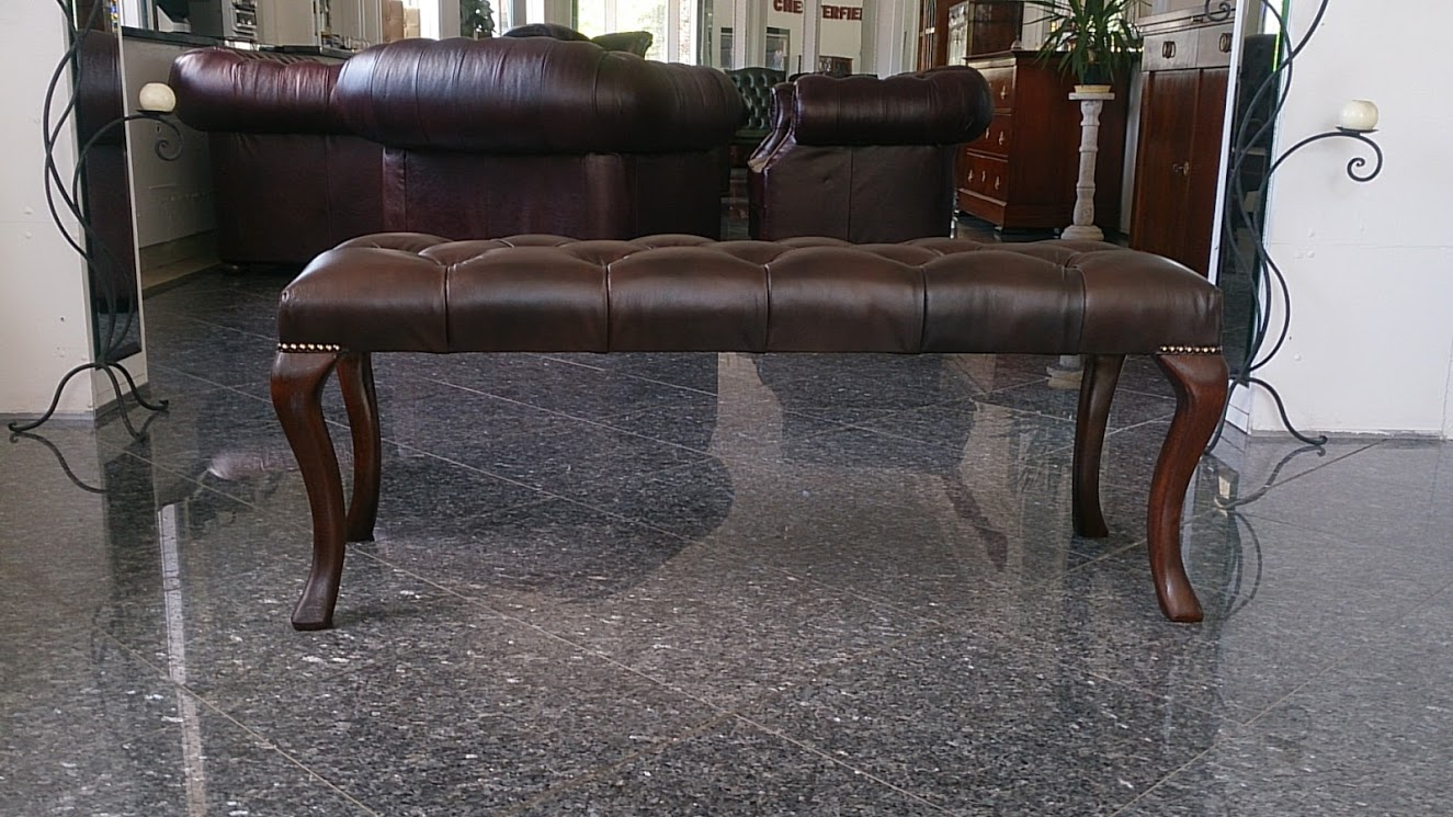 Chesterfield Bank 120 cm x 40 cm