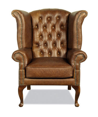 Chesterfield Queen Antik Gold (S12)