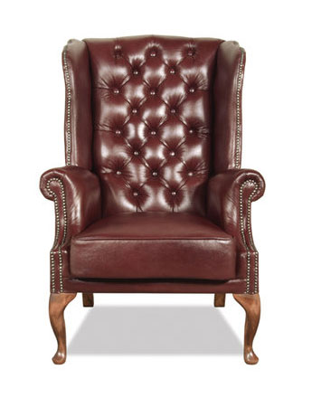 Chesterfield St. James Ohrensessel Antikrot (A7)