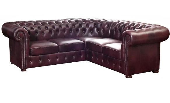 chesterfield ecksofa. Black Bedroom Furniture Sets. Home Design Ideas