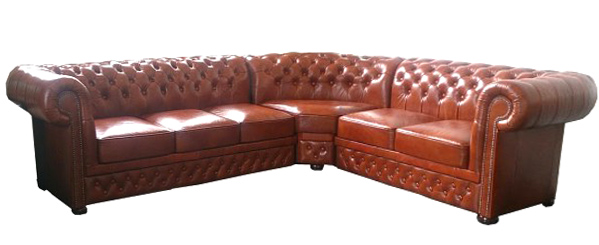 Chesterfield Lord Ecksofa 3+2 280x235