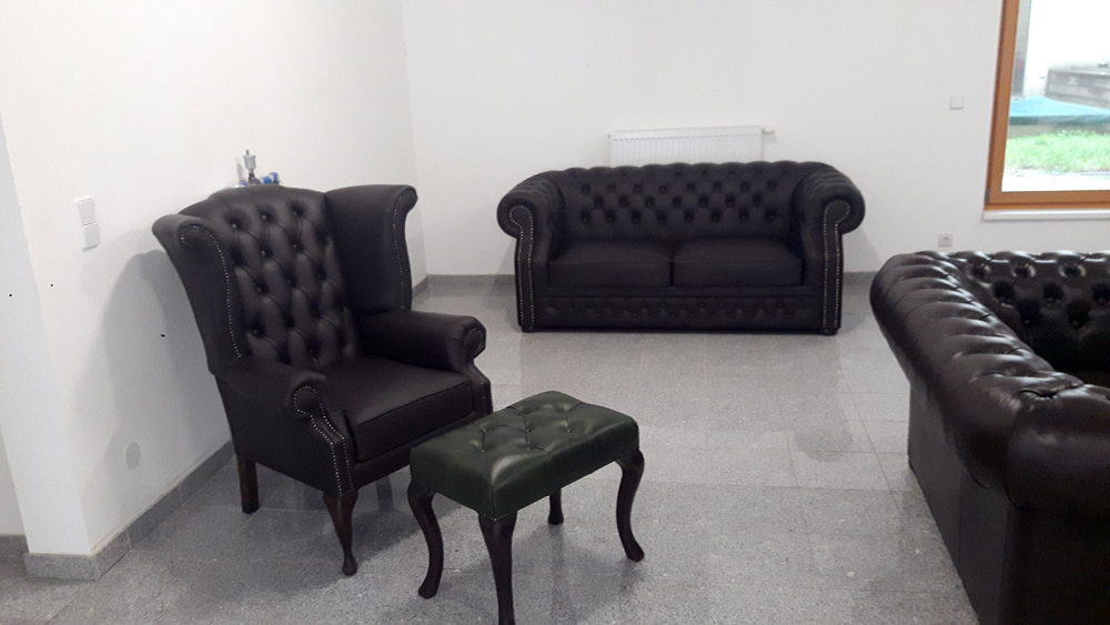 Chesterfield Showroom Wien