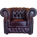 Chesterfield Windsor Sessel