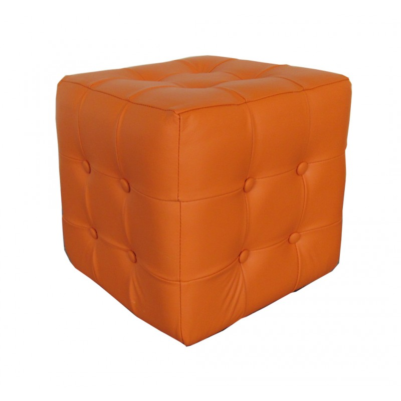 Chesterfield Würfel Orange (K6)